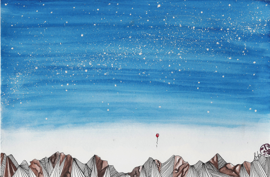 """""""Bye and Stuff"""" by Lydia Komatsu"""